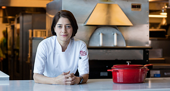 Introducing our new Executive Chef Lilian Cardoso Image