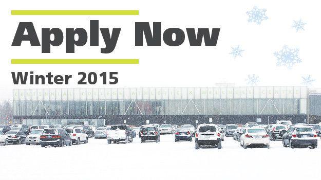 Winter Program Enrolment 2015