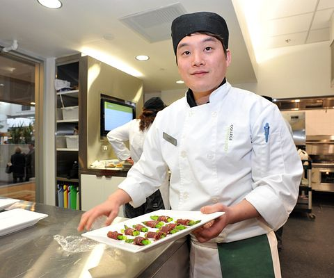 Photo of Student from the School of Hospitality