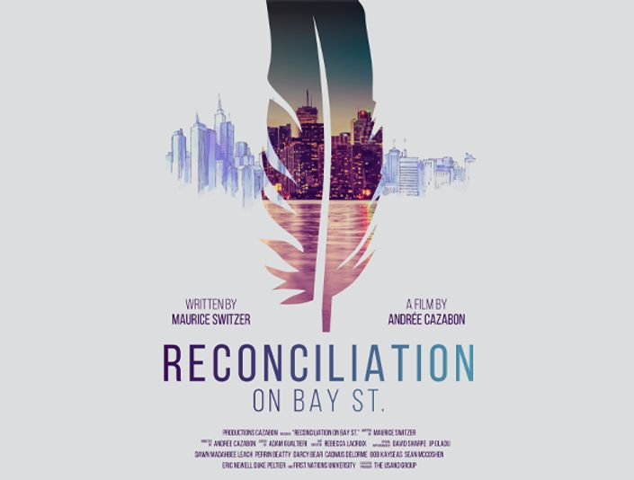 The Screening of Reconciliation on Bay Street