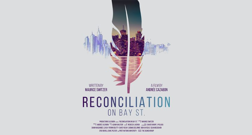 picture of the Reconciliation on Bay Street Poster