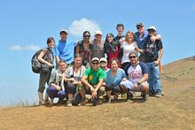How to become a global citizen: Suzanne Kanso and the College's trip to Nicaragua Image