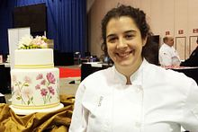 Baking students earn silver and bronze medals Image