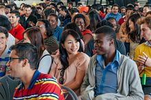Five Reasons to Attend the third Annual International Students Festival Image
