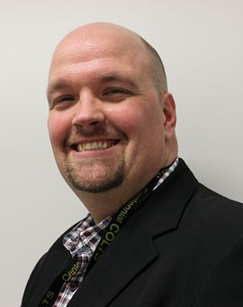 picture of Centennial College Recreation and Leisure Services program faculty member Lorne Hilts
