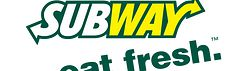 Logo of Subway a myCard food partner