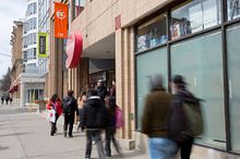 Get your Continuing Education downtown with the Eglinton Learning Site Image