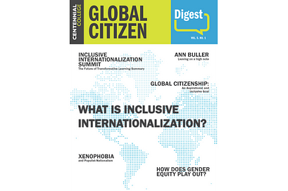 Global Citizen Digest cover Volume 5 Issue 1