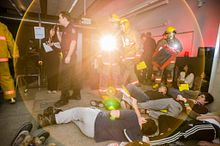 The Mass Casualty Exercise: Behind the Scenes of a (simulated) Disaster Image