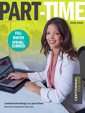 Centennial College Part-Time Catalogue