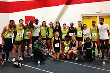 Centennial Colts runners enjoy indoor success Image