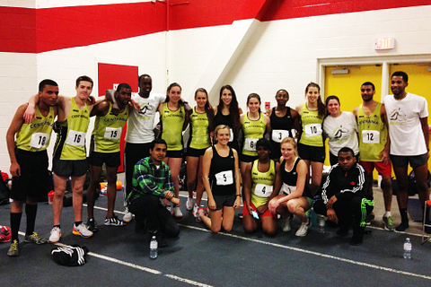 picture-of-centennial-college-colts-indoor-track-team-february-2015