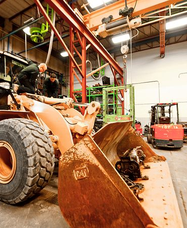 Three things you didn't know about Heavy Equipment image