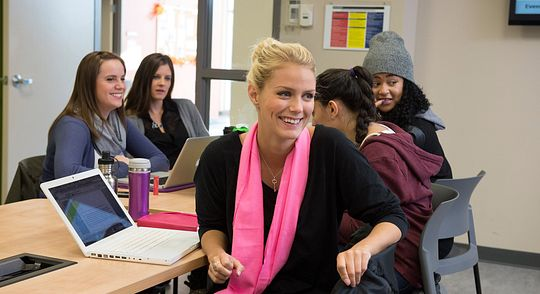Launch your career in public relations at Centennial's Pickering Learning Site Image