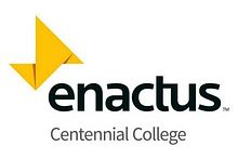 picture of the enactus centennial college logo