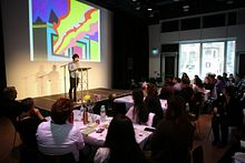 Arts Management Students Organize Successful Symposium  image