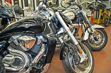 Five bikes you'll get to know inside and out in the motorcycle repair program Image