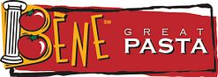 Logo of Bene Great Pasta a myCard food partner