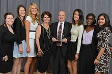 Centennial students sweep CPRS Toronto public relations awards again! Image