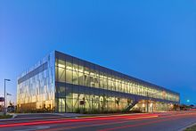 Ashtonbee Campus Renewal Project Wins Architectural Award Image
