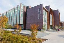Great Spots at Centennial College – Progress Campus Image