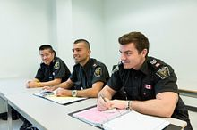 The Importance Of Wearing A Police Foundations Uniform Image