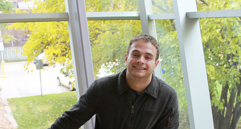 Led young College's Broadcasting and Film student, Devin Giamou, star of the Hamilton Social Experiment YouTube video.