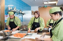 Centennial College partners with Canadian Association of Foodservice Professionals to pilot paid internships Image