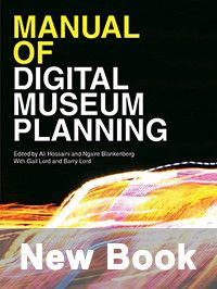 New book cover: Digital Museum Planning