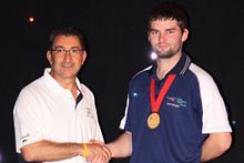 Ryan Green wins bronze medal in world skills 'Olympics' in Brazil Image