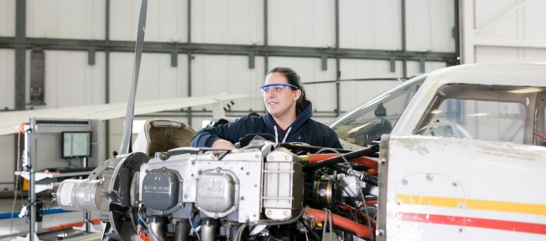 Three great reasons to become an Aerospace Engineer at Centennial College Image