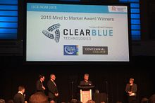 Centennial partner Clear Blue Technologies wins Mind-to-Market Award Image