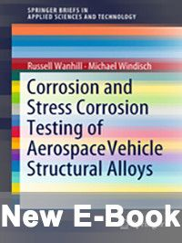 new ebook cover: Corrosion and stress corrosion testing