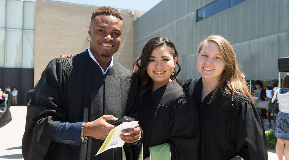 New grads celebrate convocation