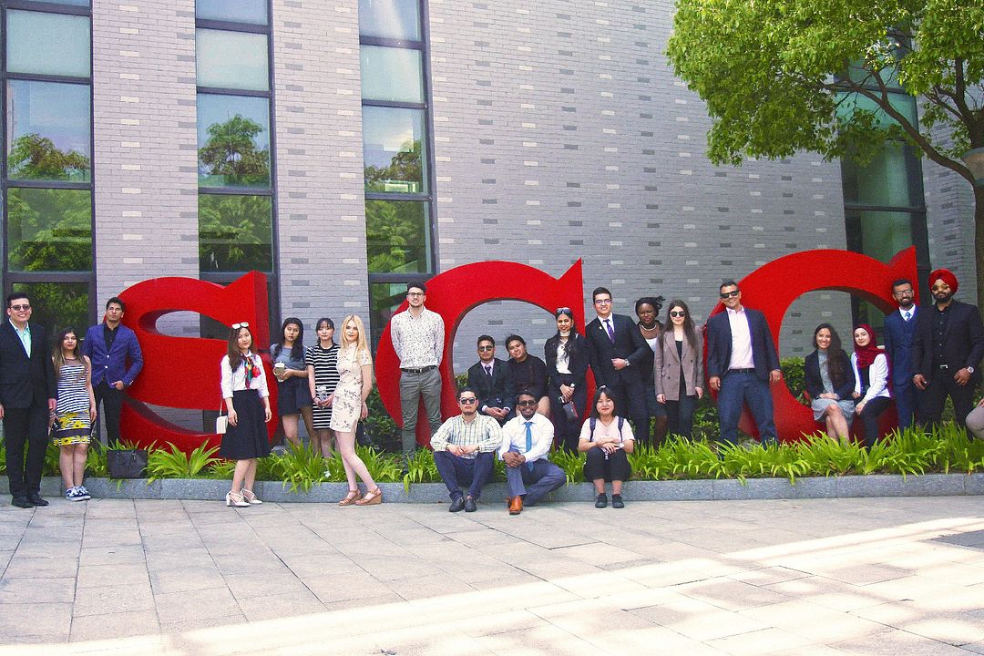 Suzhou Centennial College earns CCBC Education Excellence award