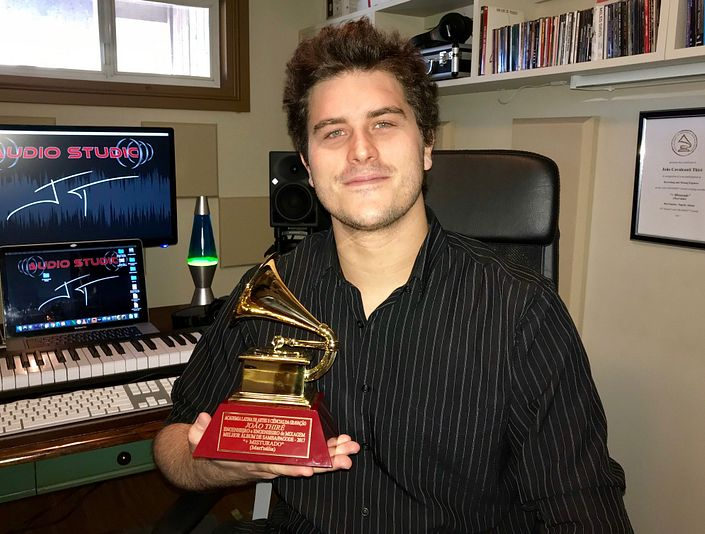 João Thiré: Why even a Grammy winner goes back to school Image