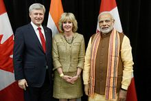 Centennial President invited to meet Indian PM Narendra Modi Image