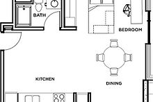 Room floor plan renders spotlight