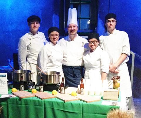 Centennial College Chef Thomas Heitz of Horizons Restaurant