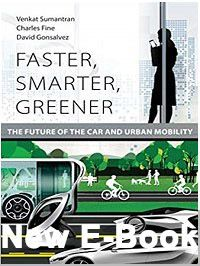 ebook: Faster, smarter, greener: the future of the car and urban mobility