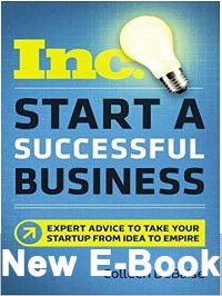 ebook: Start a successful business: expert advice to take your startup from idea to empire