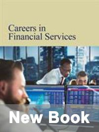 New book cover: Careers in Financial Services