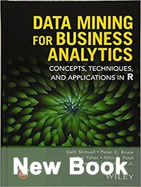 New book cover: data mining for business analytics