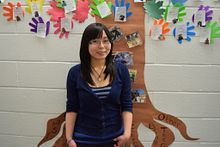 Profile of success: Liana Lee and the Sandy Foster Scholarship Image
