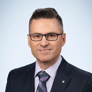 Jeff Carrier, CEO