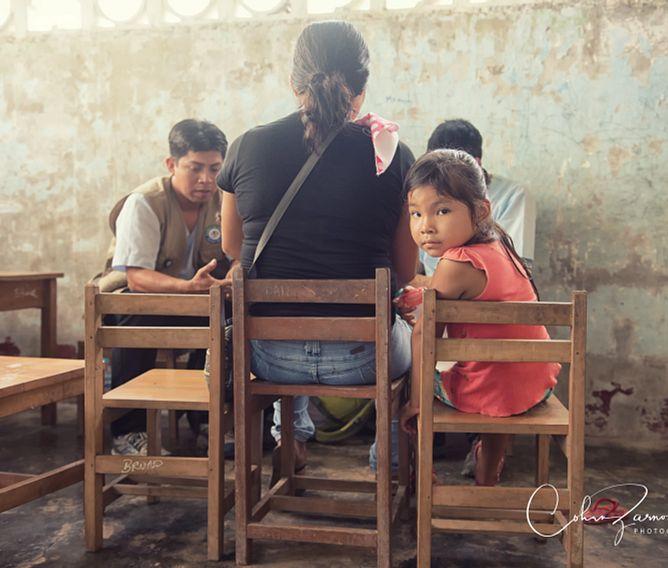 Peruvian family, GHI