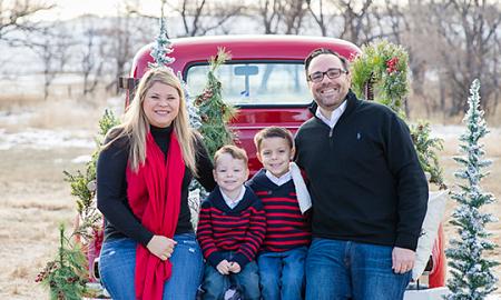 Sendros family Christmas