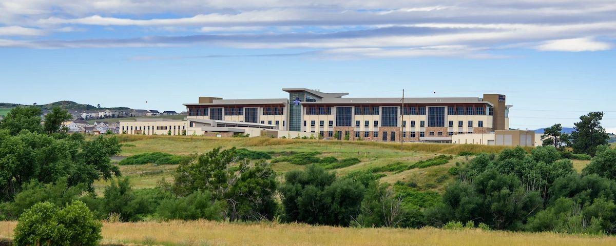 Castle Rock Adventist Hospital 4th floor expansion