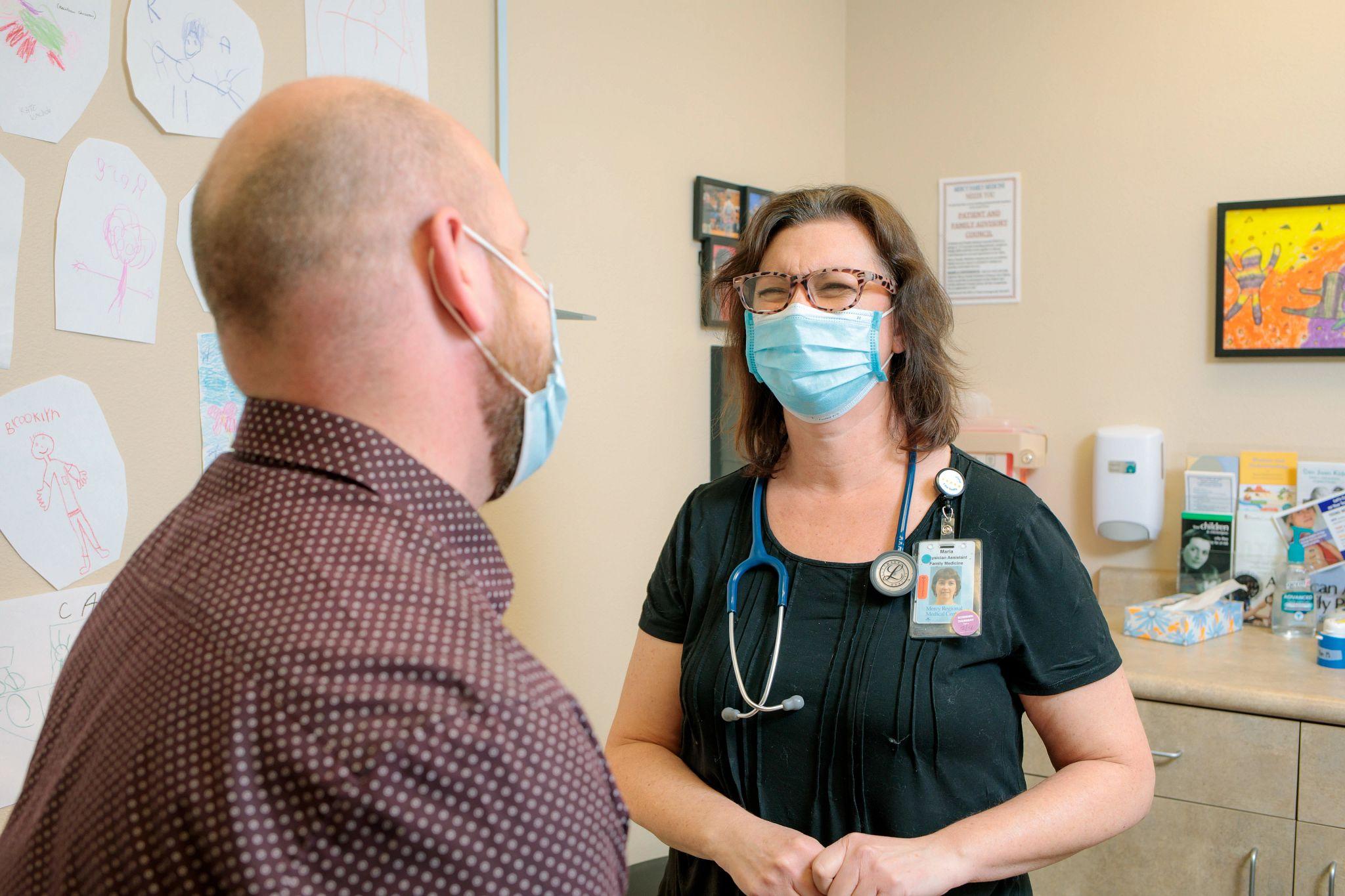 Maria Housley-Kolter, PA at Mercy Regional Hospital