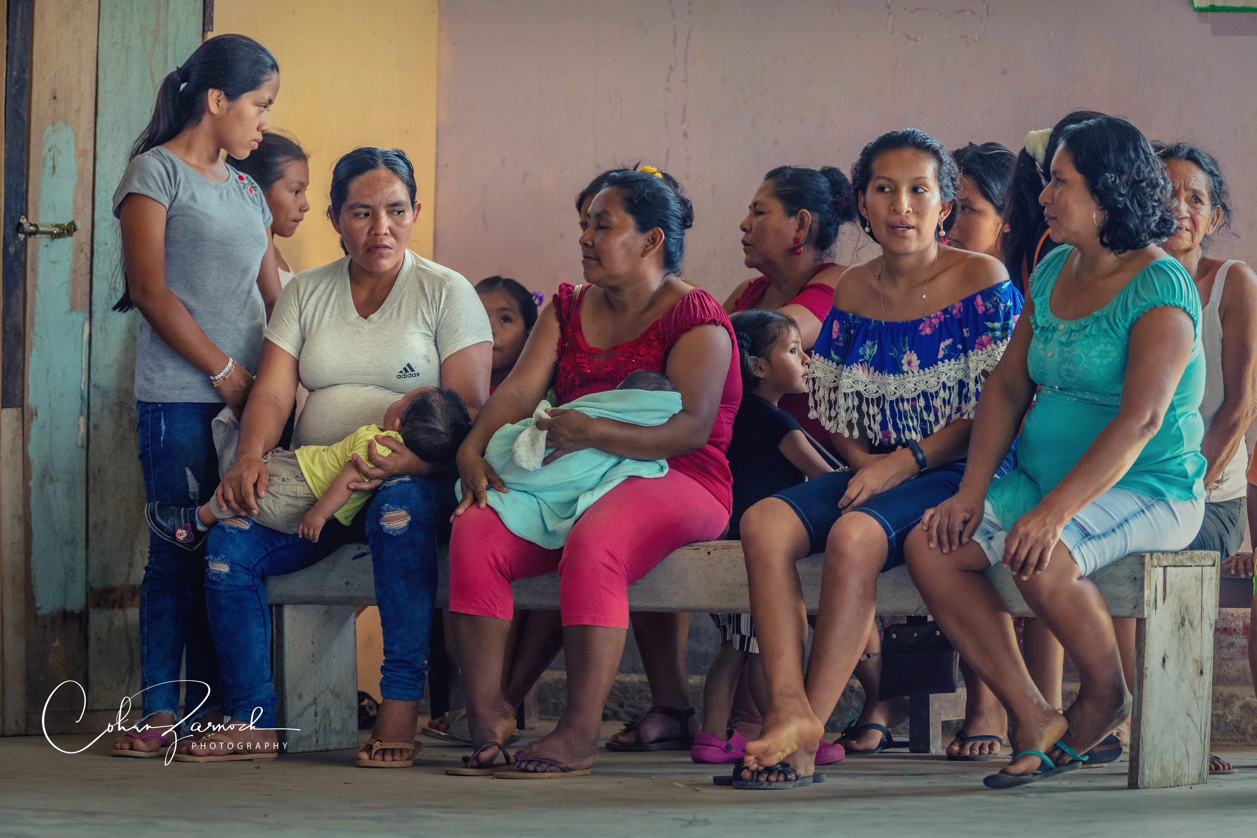 education program for natives of Peru